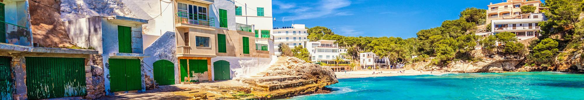 Vol + Hôtel à Majorque