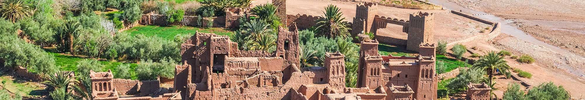 Excursión a Ouarzazate desde Marrakech