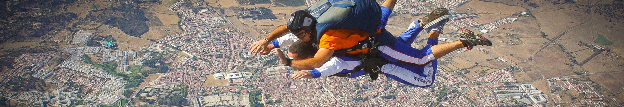 Skydive Portugal - Évora