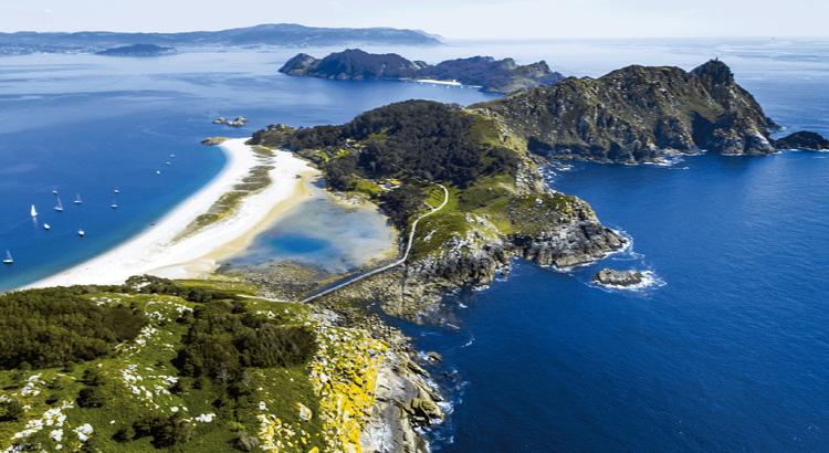 Viagem Ida e Volta às Islas Cíes