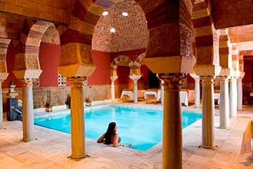 Hammam Al Andalus Córdoba